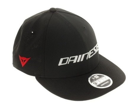 Czapka DAINESE LP 9FIFTY Diamond Snapback czarna