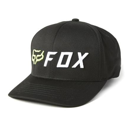 Czapka z daszkiem FOX Apex Flexfit black
