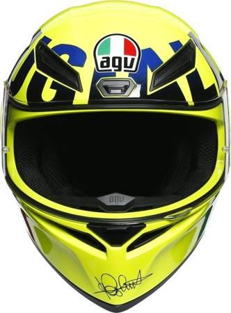 Kask AGV K1 Rossi Mugello 16