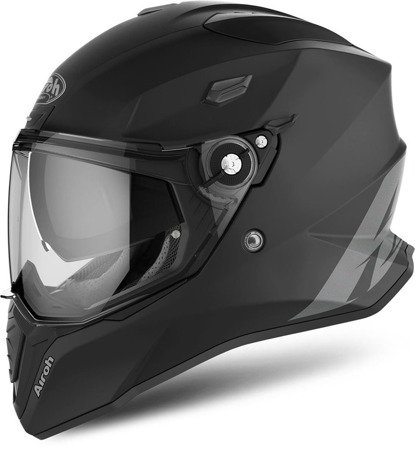 Kask AIROH Commander black matt