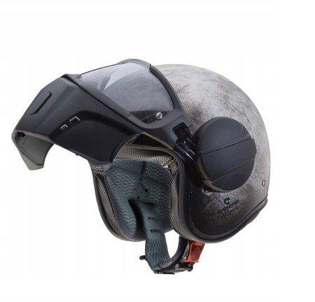 Kask CABERG Jet Ghost Iron black