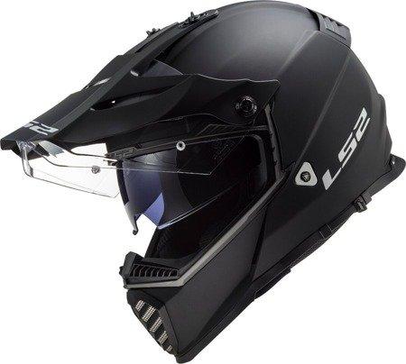 Kask LS2 MX436 Pioneer Evo black matt