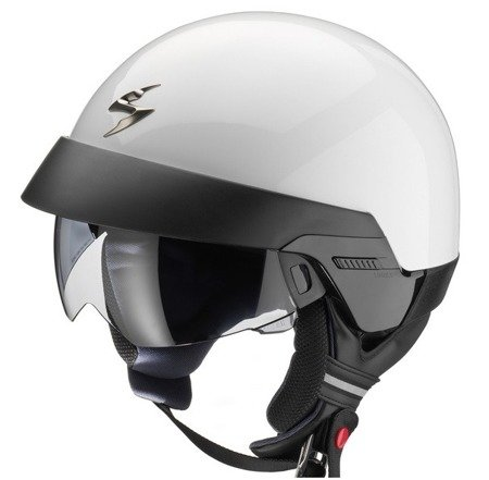 Kask SCORPION EXO-100 Solid white