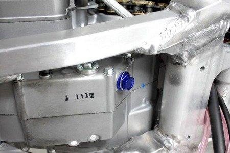 Korek spustowy oleju z magnesem ZETA Honda Yamaha Kawasaki (1522)
