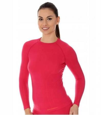 Koszulka termoaktywna BRUBECK Active Wool damska LS12810