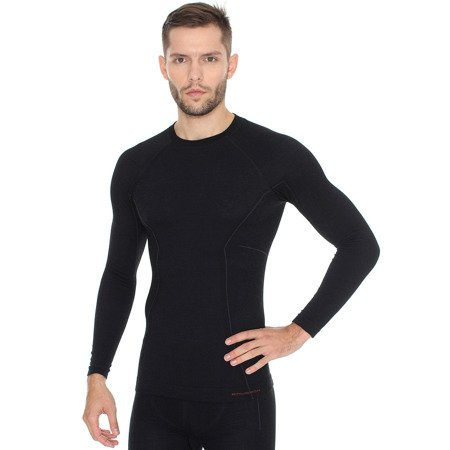 Koszulka termoaktywna Brubeck Active Wool LS12820