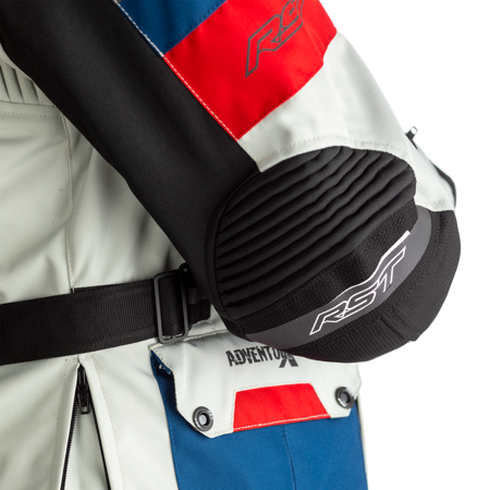 Kurtka RST Pro Series Adventure-X CE Ice/Blue/Red/Black