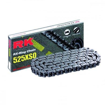 Łańcuch napędowy RK 525XSO 116 ogniw otwarty z zakuwką