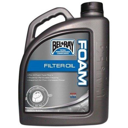 Olej do filtra BEL RAY Foam Filter Oil 4L