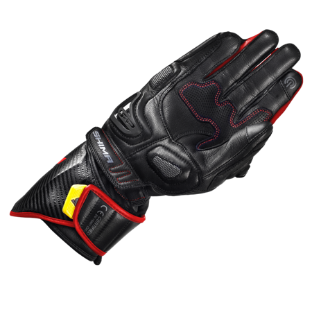 Rękawice SHIMA RS-2 red