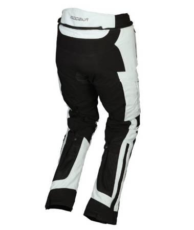 Spodnie MODEKA Khao Air męskie popiel