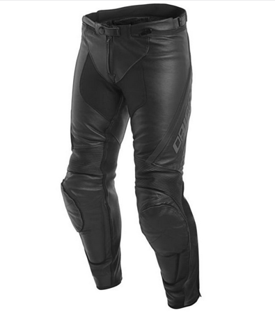Spodnie skórzane DAINESE Assen