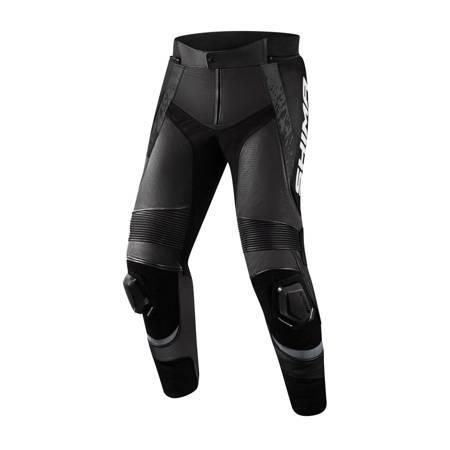 Spodnie skórzane SHIMA STR 2.0 black