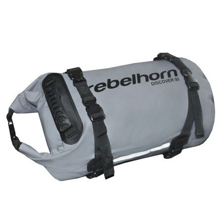 Torba REBRLHORN Discover Rollbag grey 50L