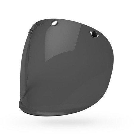 Wizjer 3-Snap Shield dark smoke do kasku BELL Custom 500