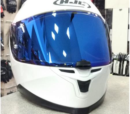Wizjer AGV GT2-1 Blue Mirror K-3SV, K-5S rozmiary XXS-MS
