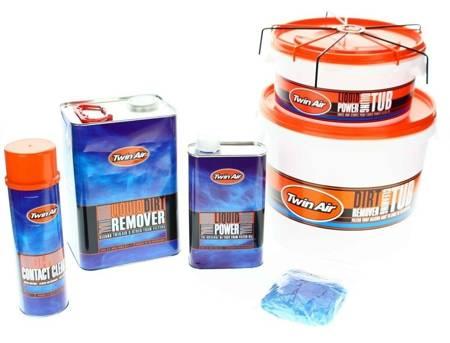 Zestaw do czyszczenia i nasączania filtra powietrza TWIN AIR